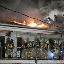 Pompiers de Québec: 250 ans de courage