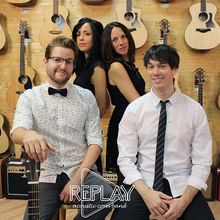 Replay Acoustic Coverband