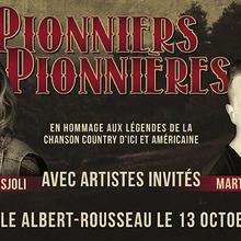 Pionniers, Pionnières