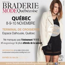 La grande Braderie de mode Québecoise