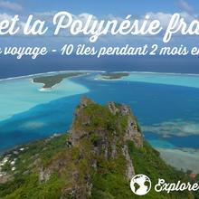 Conférence voyage sur Tahiti et la Polynésie française