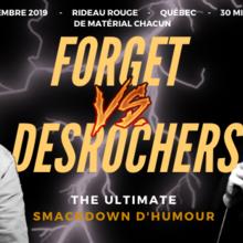 P-O Forget VS Michelle Desrochers - The Ultimate Smackdown