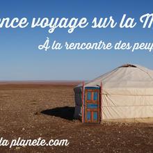 Conférence-voyage sur la Mongolie