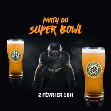 Party du Super Bowl