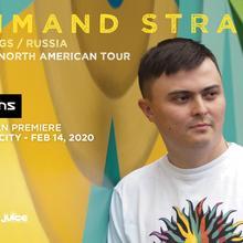 Upsessions / Command Strange (Russie - V Recordings)