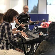 « Rockband » Atelier de musique pour les 50+