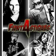 Les 4 fantastiques band