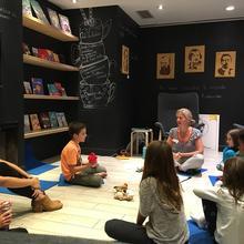 Ateliers pour enfants : pratique de l'attention et philosophie
