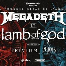 Megadeth et Lamb