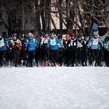 Pentathlon des neiges