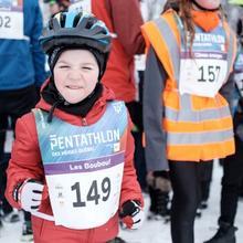 Tournoi invitation scolaire primaire - Pentathlon des neiges