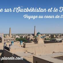 Conférence-voyage sur l'Ouzbékistan et le Tadjikistan