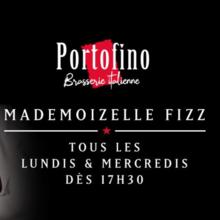Lundis & mercredis Fizz au Portofino!