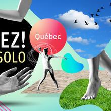 Osez! en solo Québec
