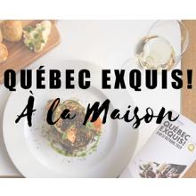 Festival Québec Exquis ! (expérience à la maison)
