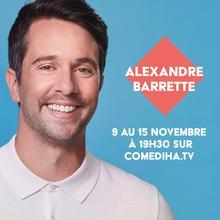 Alexandre Barrette - L'ABRI de Québec