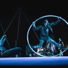 Spectacle de cirque FLEUVE (extrait)
