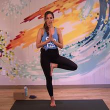 Sarah Yoga (en ligne)