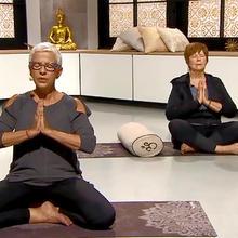 Yoga doux (souplesse du corps)