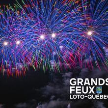 Les Grands Feux Loto-Québec 2021