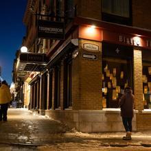 Les vitrines du Vieux-Québec