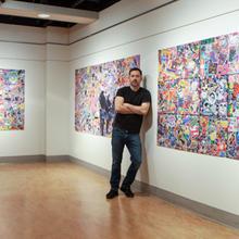 Exposition virtuelle «Post pop», par David Charbonneau