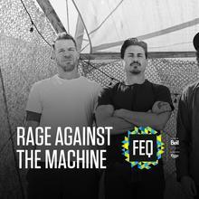 Rage Against The Machine au Festival d'été de Québec