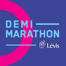 Demi-marathon de Lévis