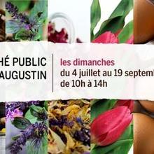 Marché public Saint-Augustin