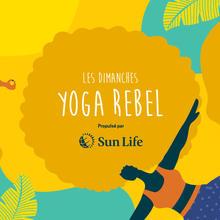 Dimanches Yoga REBEL