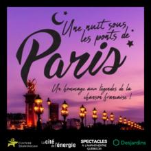Une nuit sous les ponts de Paris