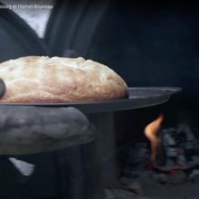 Four à pain: apporte ton pain!