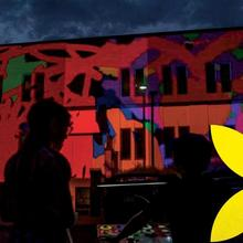 Atelier de graffitis numériques