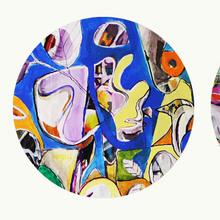 Exposition Amalgames de Jean-Michel Caron