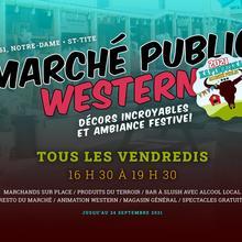 Marché public Western Kapibouska
