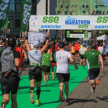 Marathon SSQ Lévis-Québec