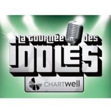 La tournée des Idoles Chartwell