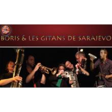 Boris & Les gitans de Sarajevo