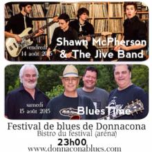 Shawn McPherson & The Jive Band