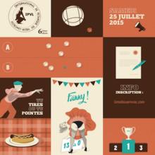 L'international de pétanque du vieux-Limoilou 2015