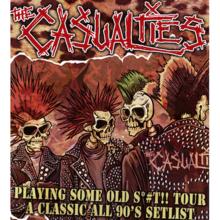 The Casualties - Annulé -
