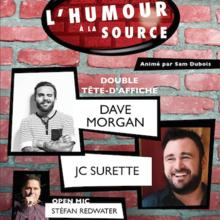 Humour à la Source