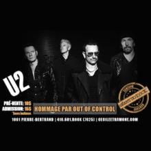 Hommage à U2