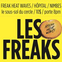 Freak Heat Waves