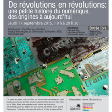 De révolutions en révolutions