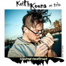 Keith Kouna en Trio