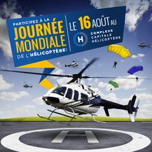 Journée mondiale de l'hélicoptère