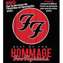 BEST OF FOO - Hommage à Foo Fighters